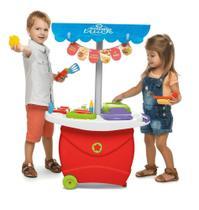 Cozinha Infantil Food Truck - Calesita -
