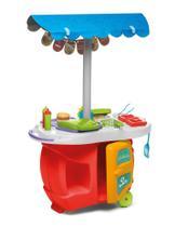 Cozinha Infantil Food Truck Colorida - Tateti -