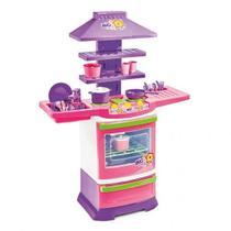 Cozinha Infantil Master Fogão Big Chef - Poliplac -