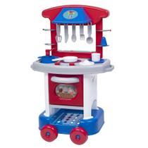 Cozinha Infantil Menino Play Time - Cotiplás 2421 -