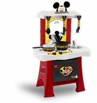 Cozinha Infantil Mickey e Minnie Disney Brinquedo Xalingo -
