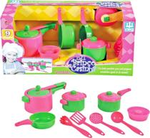 Cozinha Infantil Paneleiro - Nig Brinquedos -