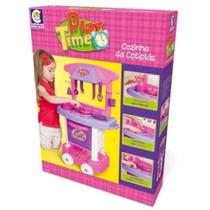 Cozinha Infantil Play Time - COTIPLAS