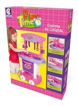 Cozinha Infantil Play Time Cozinha - Cotiplás 2008 - Cotiplas