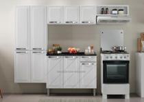 Cozinha Itatiaia Rose - 3 Peças - Branca -