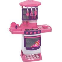 Cozinha Mágica Infantil Fogãozinho e Pia Magic Toys 8000P -