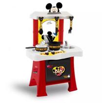 Cozinha Mickey Disney Infantil Brinquedo Xalingo -