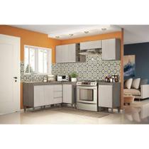 Cozinha Modulada 8 Peças 7800 Karen Peternella Malbec Avelã -