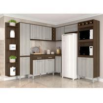 Cozinha Modulada 8 Peças Dafne - Movemax