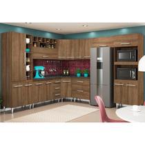 Cozinha Modulada 9 Peças Monaliza Terraro - MoveMax -