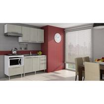 Cozinha Modulada Completa 5 Peças Modelo 10 Várias Cores Mia Coccina -