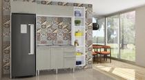 Cozinha Modulada Completa 5 Peças Modelo 11 Várias Cores Mia Coccina -