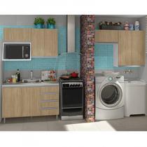 Cozinha Modulada Veneza - Completa -