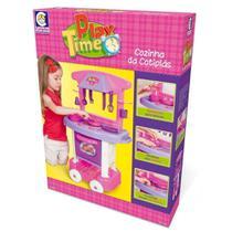Cozinha Play Time Cotiplás Igual Cozinha De Verdade -