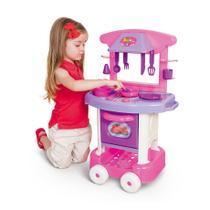Cozinha Play Time Cotiplás Imaginação Criatividade - Cotiplas