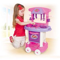 Cozinha play time da cotiplás rosa - 2008 -