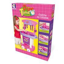 Cozinha Play Time Rosa 2008 - Cotiplás