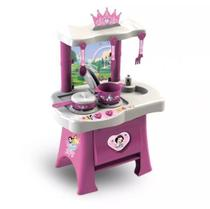 Cozinha Princesa Disney Infantil Rosa Xalingo -