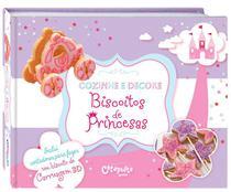 Cozinhe e Decore - Biscoito de Princesas - Inclui Cortadores Para Fazer Um Biscoito de Carruagem 3D - Catapulta (brasil)