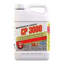 Cp 3000 Removedor De Cimento Concreto Start 5l - Loja CleanUp