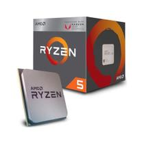 Cpu AMD RYZEN 5 2400G 3.9GHZ AM4 65W YD2400C5FBBOX -