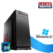Cpu Desktop Core i5 8gb Ram Hd 1tb Windows 10 Pró OEM - Dvd. - Star