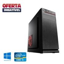 Cpu Desktop Intel Core i5 8gb Ram SSd 240 Windows 10 Pró - Star
