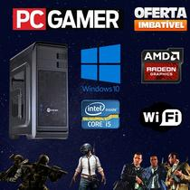 Cpu Gamer i5 3.2 Ghz 8gb Ram 1tb Fonte 500w + Placa Off 1gb! - Star