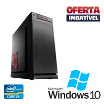 Cpu Intel Core i3 8gb SSd 120gb Windows 10 - Star