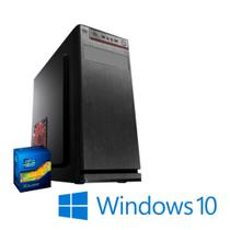 Cpu Montada Core i5 4gb Ram Hd 500gb Windows 10 - Star