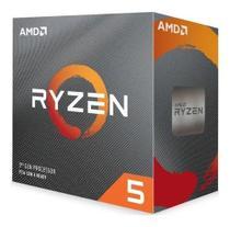 Cpu Ryzen 5 3600 3.6ghz 35mb Am4 - Amd -