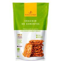 Cracker de sementes Bianca Simões 50g -