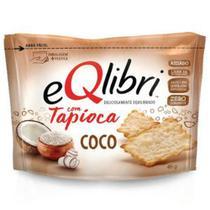 Cracker Eqlibri com Tapioca e Coco 45g - Elma Chips -