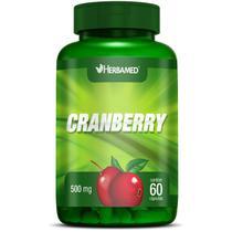 CRANBERRY 500mg 60 CÁPSULAS - Herbamed