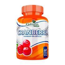 Cranberry 500mg com 60 Cápsulas - Katigua