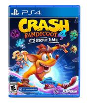 Crash Bandicoot 4: It's About Time - Ps4 - Sony