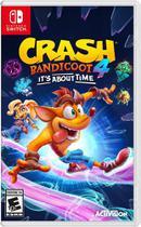 Crash Bandicoot 4 It's About Time - Switch - Nintendo