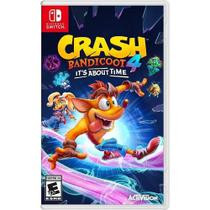 Crash Bandicoot 4: It's About Time - Switch - Switch - Nintendo