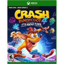 Crash Bandicoot 4: Its About Time - Xbox One - Microsoft