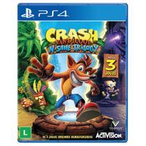 Crash Bandicoot N'sane Trilogy - PS4 - Playstation