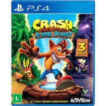 Crash Bandicoot N'Sane Trilogy - PS4 - Sony