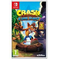 Crash Bandicoot N. Sane Trilogy - Switch - Nintendo