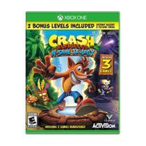 Crash Bandicoot N sane Trilogy - Xbox One - ACTIVISION