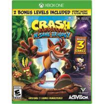 Crash Beicoot N. Sane Trilogy Edição Steard Xbox One-88196 - Activision