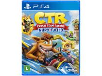 Crash Team Racing Nitro-Fueled para PS4 - Activision