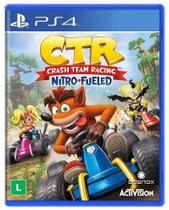 Crash Team Racing Nitro-Fueled PS4 - Activision