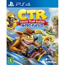 Crash Team Racing Nitro-Fueled PS4 em Português - Activision