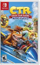 Crash Team Racing Nitro Fueled - Switch - Activision