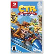 Crash Team Racing Nitro-Fueled - Switch - Nintendo