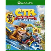 Crash Team Racing Nitro Fueled - Xbox One Mídia Física - Beenox